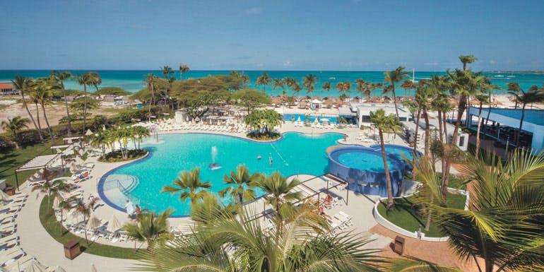 resort day pass cruise aruba riu