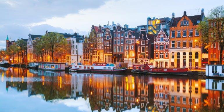 amsterdam netherlands river cruise shoulder season