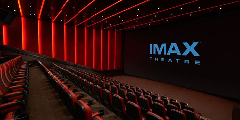 carnival cruise imax theater