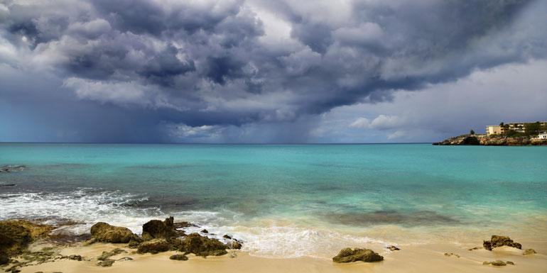 rough seas weather caribbean cruise