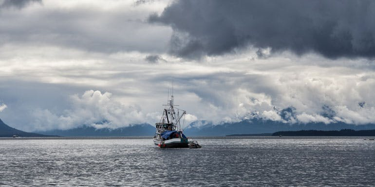 waves rough seas alaska avoid cruise