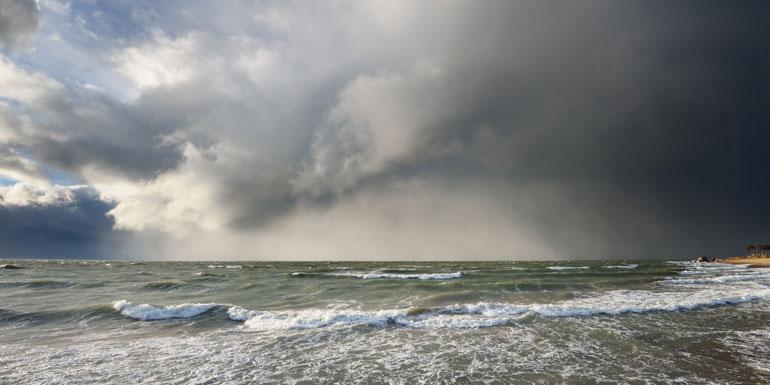 baltic cruise rough water avoid seas