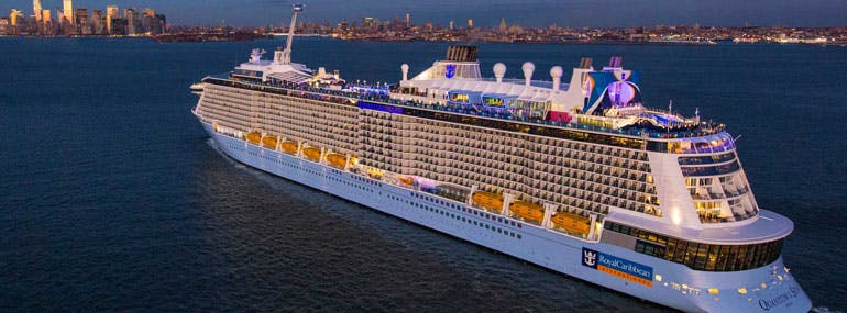 Quantum-class ships have all of the following activities EXCEPT for: