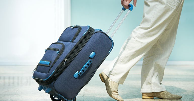 carry on luggage cruise essentials