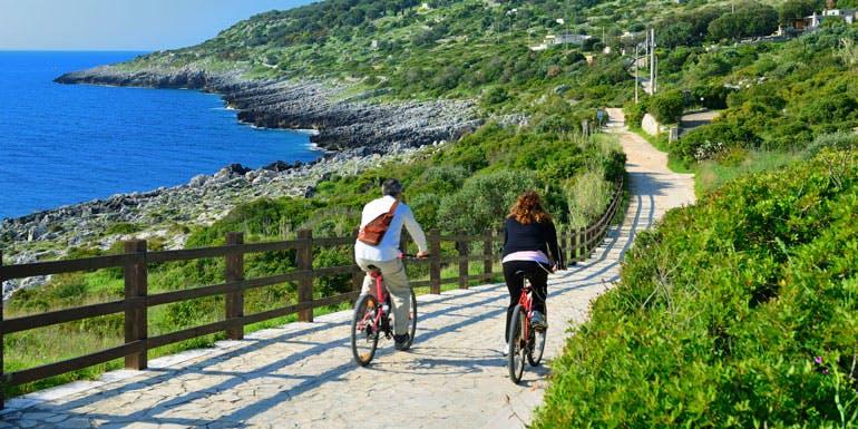 bike explore cruise ports