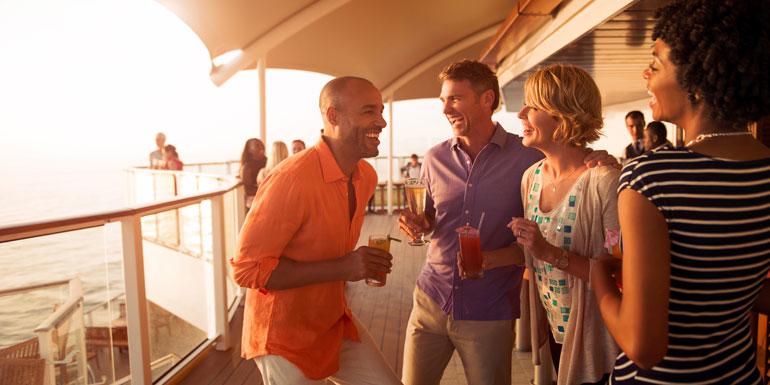 celebrity sunset bar save money cruise