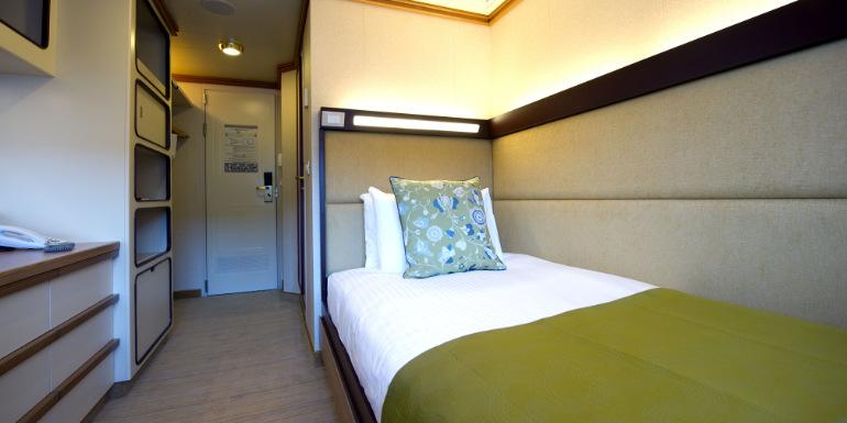 p o cruises studio cabin