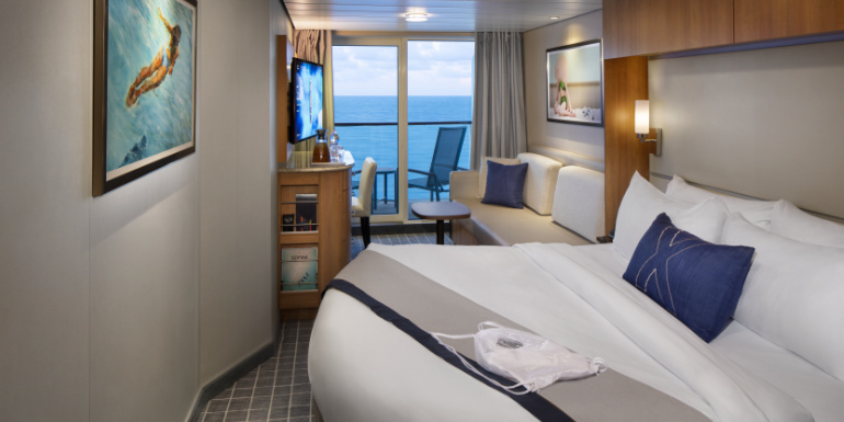 celebrity cruises aquaclass spa cabin