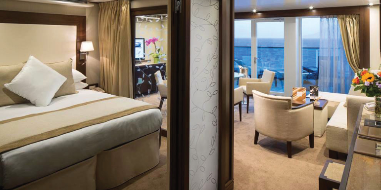 seabourn penthouse spa suite cabin stateroom