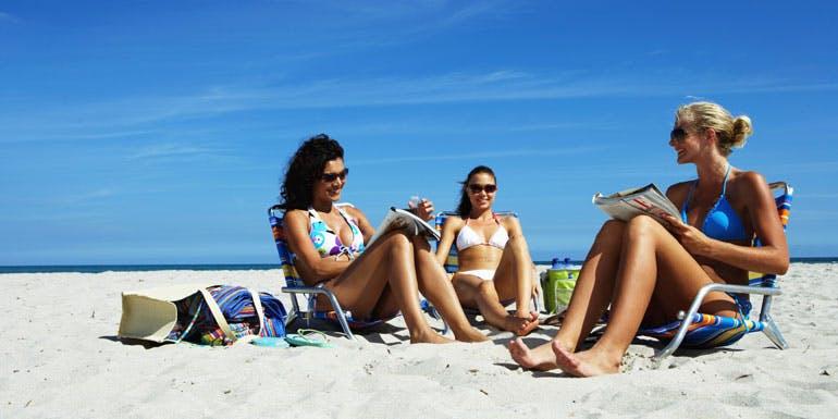 book magazine beach cruise tips