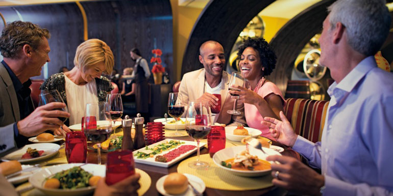 celebrity tuscan grille extra cost cruise