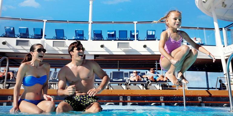 free cruise kids children discounted fares