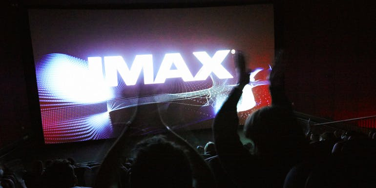 carnival vista imax theater technology entertainment
