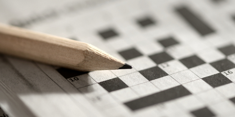 crossword puzzle cruise cunard queen mary