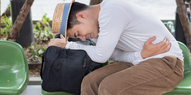 sickness illness cruise prevent boarding vacation