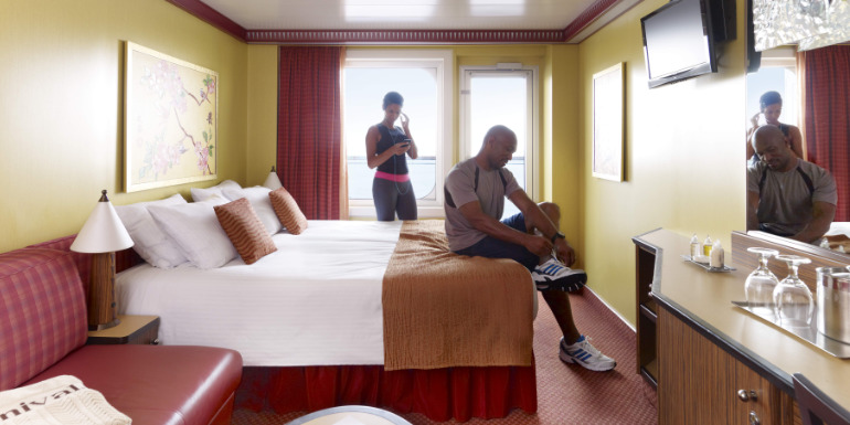 carnival cabin stateroom cruise ship lessons