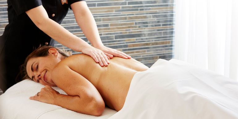 spa massage cruise first time lessons