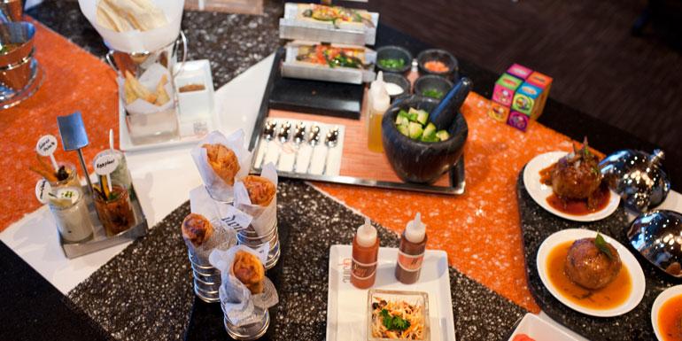 qsine celebrity best cruise ship dining