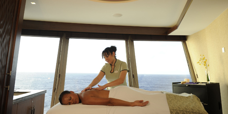 disney cruise senses spa villa massage