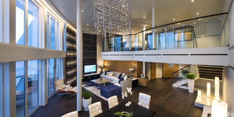 royal caribbean loft suite cabin splurge