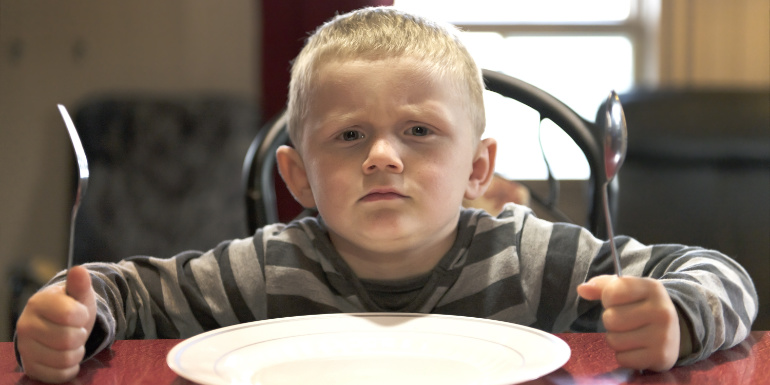 dinner plate hungry child weirdest cruise reviews