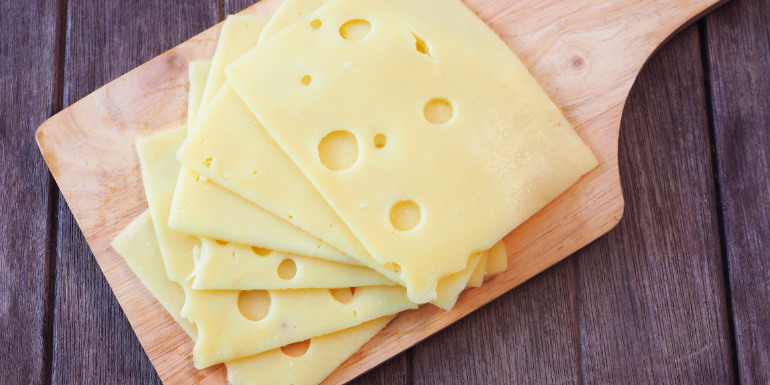 swiss cheese food slices weirdest reviews