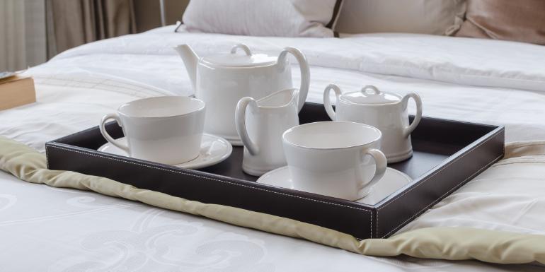 room service tea set coffee cup weirdest reviews