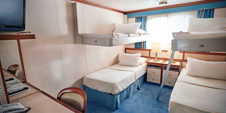 princess cruise cabin television weirdest reviews 2019