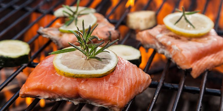 salmon grilled ketchikan alaska
