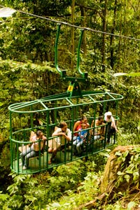 tour group gondola ocho rios jamaica