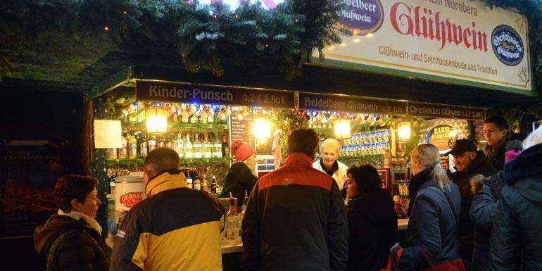 gluhwein christmas market europe cruise