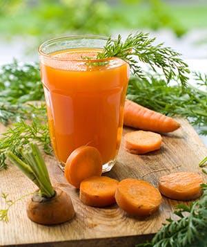 carrot juice st martin