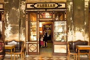florian coffee bar venice italy