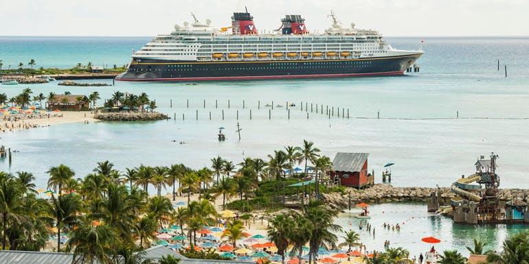 castaway cay cruise ship private island