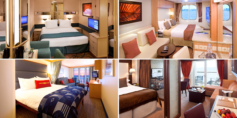 cabins cruise ship cost