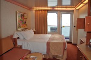 carnival freedom balcony cabin review
