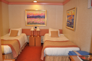 carnival freedom interior cabin review