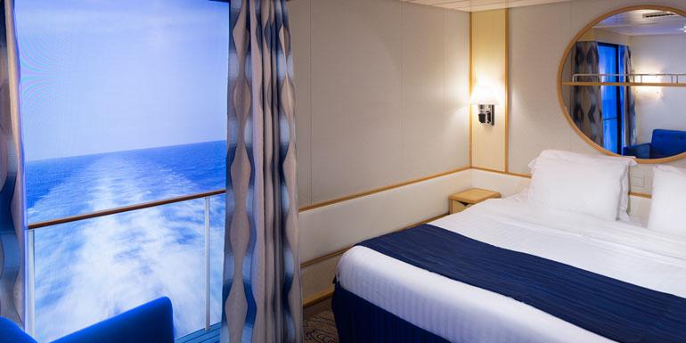 royal caribbean virtual balcony inside stateroom