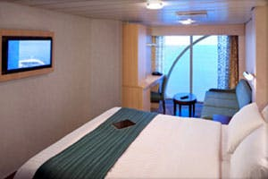 navigator of the seas large panoramic ocean view cabin