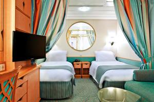 interior cabin navigator seas cruise ship