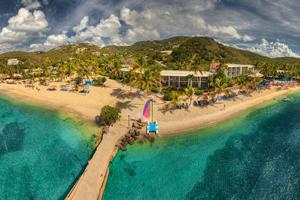 iggies beach bar caribbean