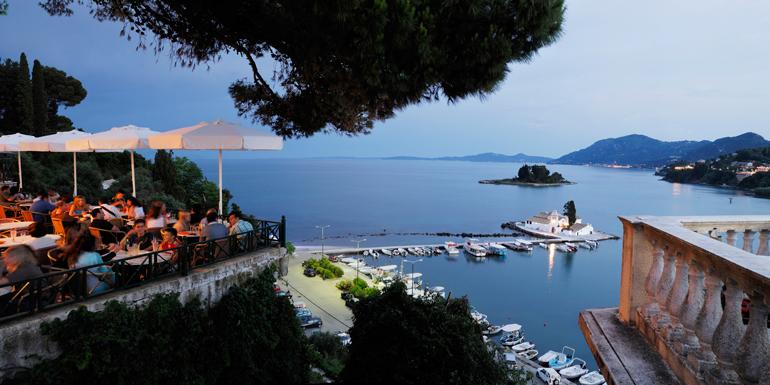 villages corfu greece mediterranean cruise tours