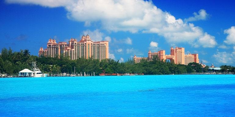 paradise island bond cruise atlantis