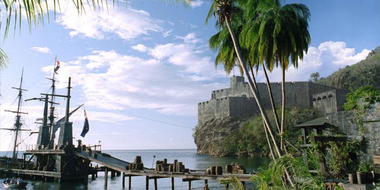 pirates caribbean cruise st vincent