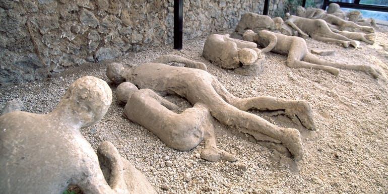 pompeii garden fugitives