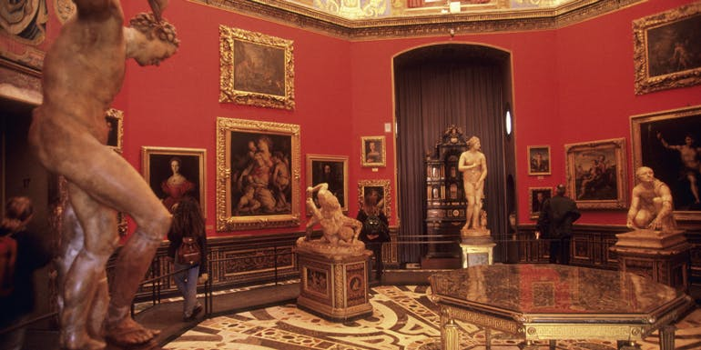 uffizi gallery florence western med excursions