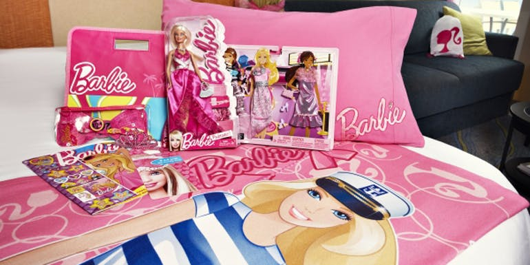 royal caribbean barbie cruise kids