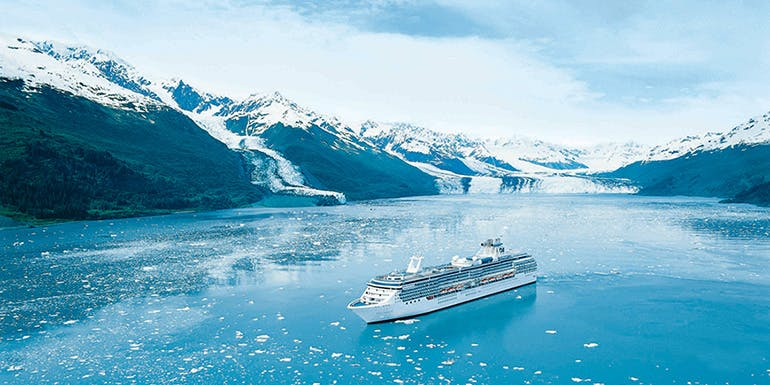 princess cruises choose best cruise line