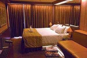carnival ecstasy ship review cabin