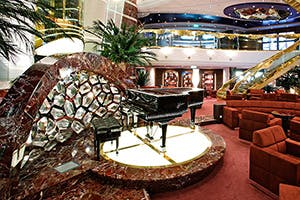Piano Room MSC Splendida